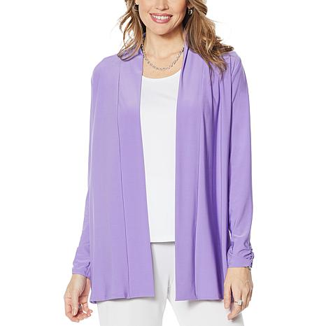 Antthony Long-Sleeve Flowy Cardigan