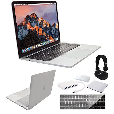 "Apple MacBook Pro® 15.4"" 265GB SSD Laptop with Touch Bar and Clip Case"