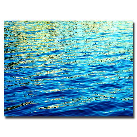 "Ariane Moshayedi ""Ripples"" Canvas Art"