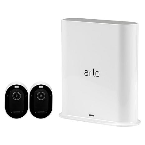 Arlo Pro 3 2K QHD Wire-Free Security System with 2 Cameras