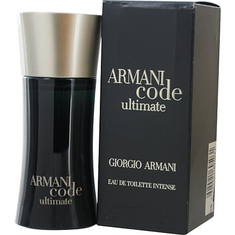 Armani Code Ultimate by Giorgio Armani Spray for Men