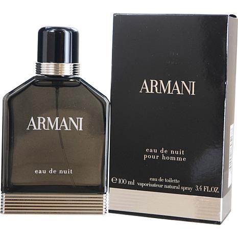 Oz For De Armani 3 Men By Nuit Giorgio Spray 4 Edt Eau WD9IE2H