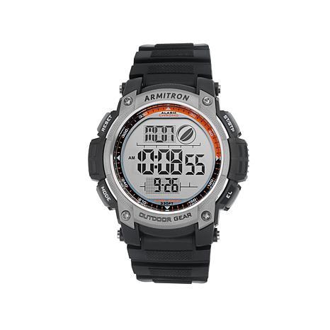 Armitron Men's Digital Multifunction Sport Watch