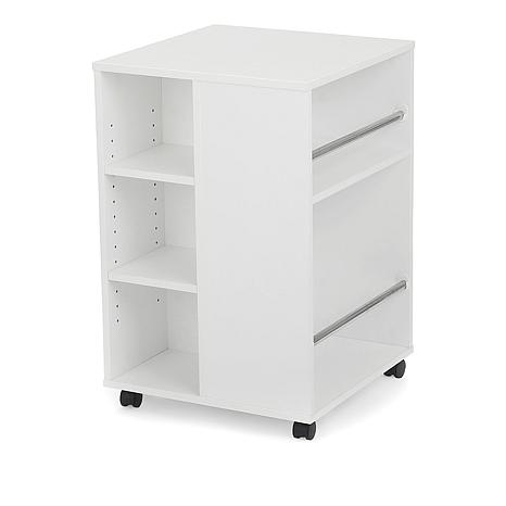 Arrow Cabinets 4-sided Sewing Storage Cube - White