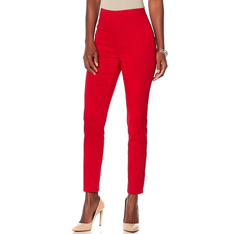 """""""As Is"""" DG2 by Diane Gilman Virtual Stretch Suddenly Slim Jegging -..."""
