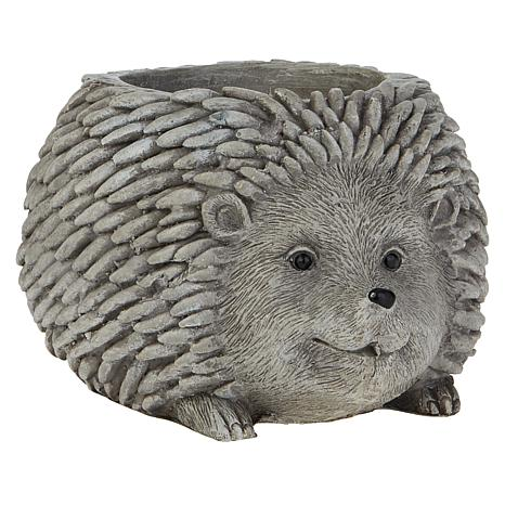 """As Is"" Improvements Stone Animal Planter"