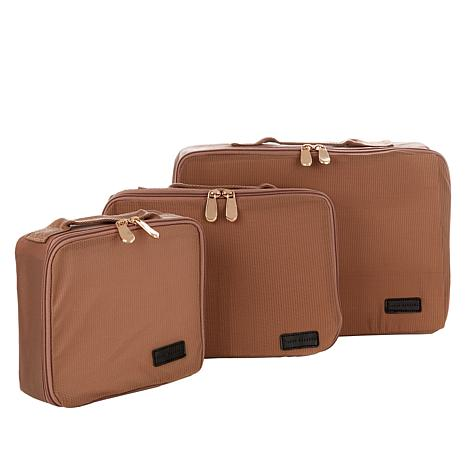 """""""As Is"""" Marcy McKenna Compression Packing Cubes 3-pack"""