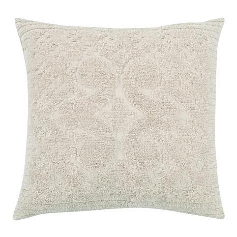 Ashton 100% Cotton Tufted Chenille Sham - Euro