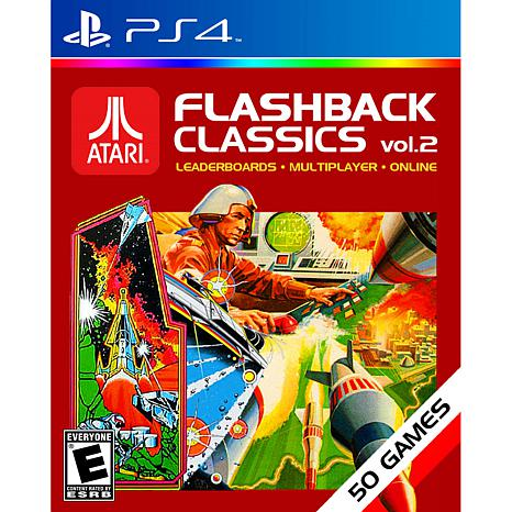 Atari Flashback Vol 2 - PlayStation 4