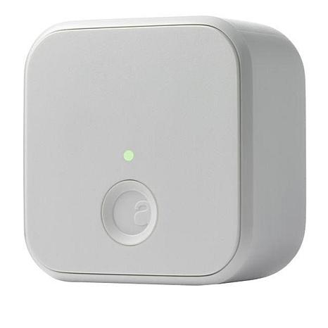 August Connect Smart Lock Wi-Fi and Bluetooth Accessory