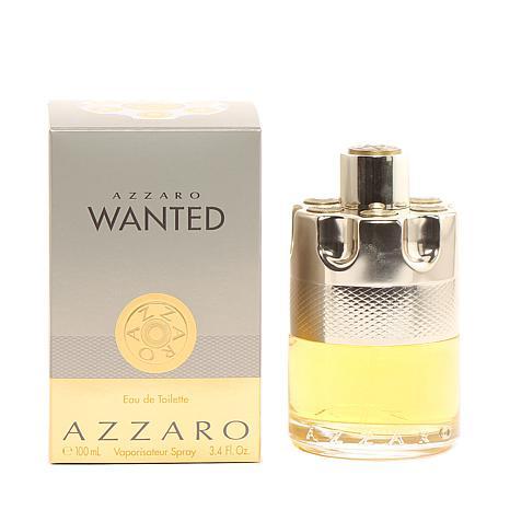 Azzaro Wanted For Men 3.4 oz. Eau De Toilette Spray