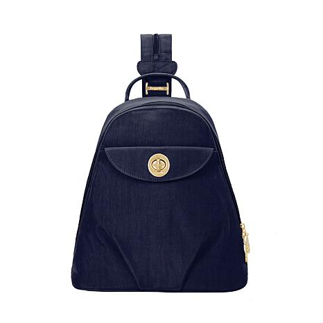 Baggallini Dallas Convertible RFID Backpack