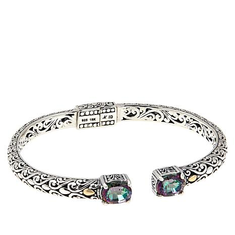 PANGRUI Personalized Curled Crystal Snake Bangle Bracelet for Unisex Person