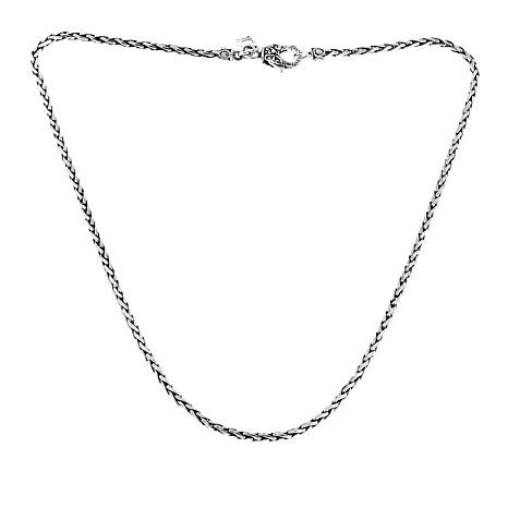 """Bali Designs Woven Padian 18"""" Necklace"""