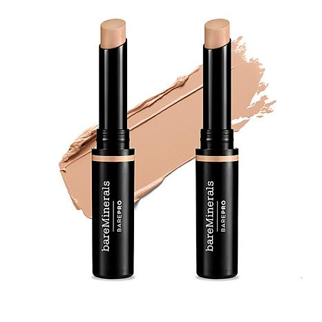 bareMinerals Lt/Neutral barePRO 16 Hour Full Coverage Concealer Duo