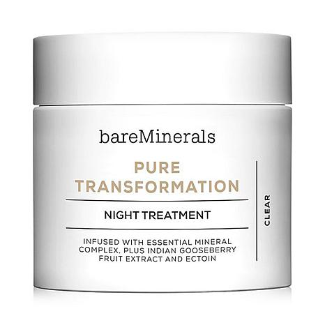 bareMinerals Pure Transformation Night Treatment