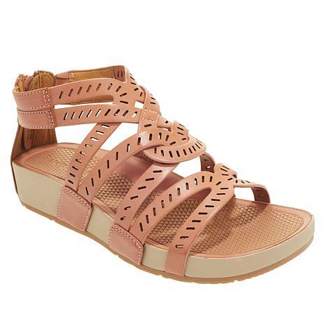 Baretraps 174 Lorra Gladiator Sandal With Rebound Technology