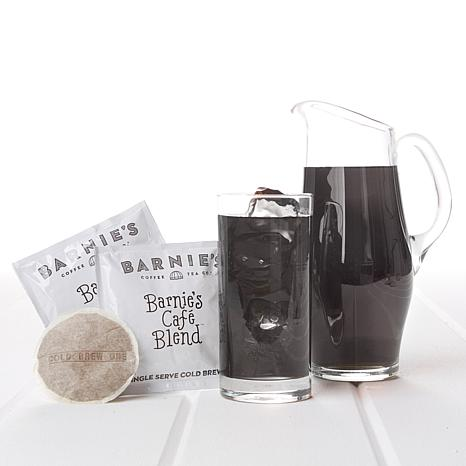Barnie's Coffee Kitchen Cold Brew  Cafe Blend Pods AS