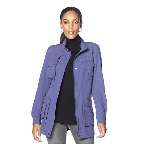 Basic Options 15-pocket Travel Jacket