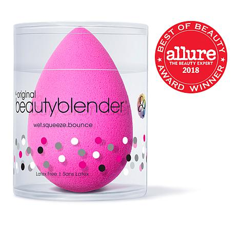 Beautyblender The Original Sponge Pink is a unique, edgeless, non-allergenic cosmetic sponge which produces an immaculate, streak-free finish with any makeup product. Latex-free and odourless, its elliptical form seamlessly follows facial contours, reducing irritation and producing flawless results/5(5).