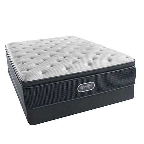 beautyrest mattress pillow top. Fine Pillow BeautyRest Silver Plush Pillowtop Mattress Set T On Beautyrest Pillow Top L