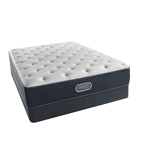 BeautyRest® Silver Summertime Plush Mattress Set- T