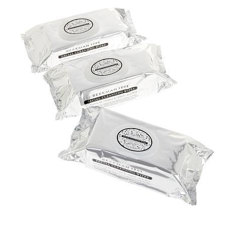Beekman 1802 300-ct Vanilla Absolute Goat Milk Face Wipes Auto-Ship®