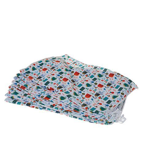 Beekman 1802 Happy Place 10-pack Microfiber Towel Set