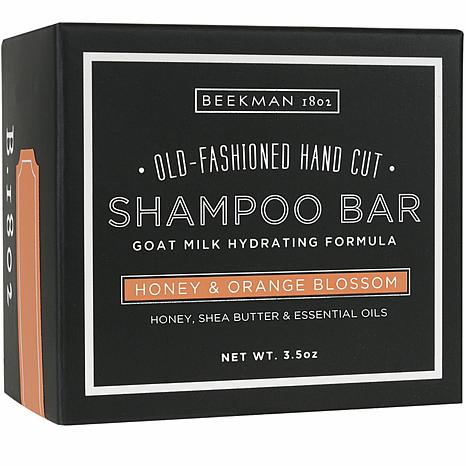 Beekman 1802 Honey & Orange Blossom Shampoo Bar