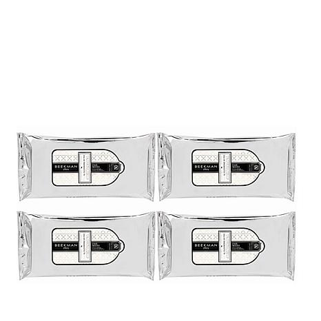Beekman 1802 Oak Moss 4-pack Face Wipes - Auto-Ship®