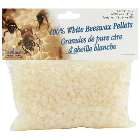 Beeswax Pellets 4oz - White