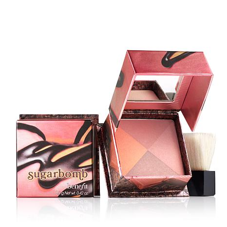 Benefit Box O' Powder 4-in-1 Blush Sugarbomb