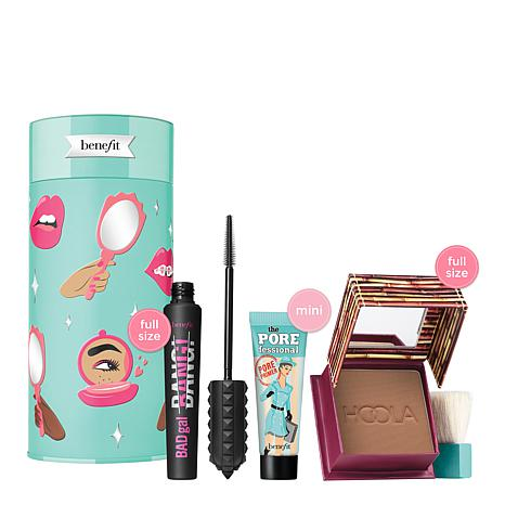 Benefit Cosmetics BADgal to the Bone Face and Eye Holiday Set