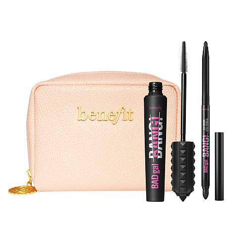 Benefit Cosmetics Bang Mascara and Liner with Bag