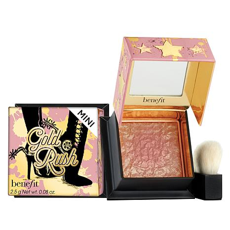 Benefit Cosmetics Gold Rush Box O' Powder Mini