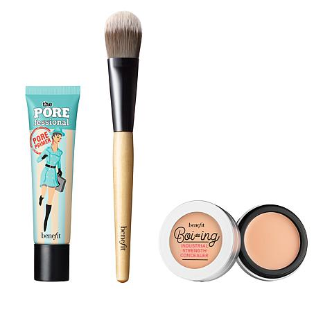 Benefit Cosmetics Prime and Conceal 3pc Set - Light