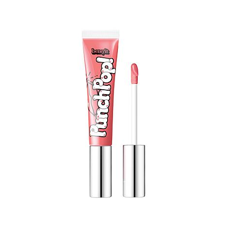 Benefit Cosmetics Punch Pop Liquid Lip Color Bubble Gum