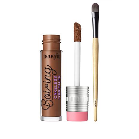 Benefit Cosmetics Shade 12 Boi-ing Cakeless Concealer with Brush