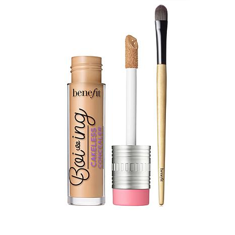 Benefit Cosmetics Shade 6 Boi-ing Cakeless Concealer with Brush