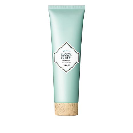 Benefit Cosmetics Smooth It Off Cleansing Exfoliator