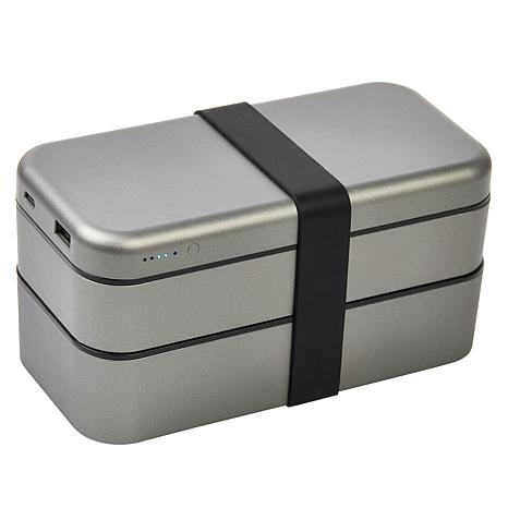 BentoStack Charge Travel Case and Accessory Organizer