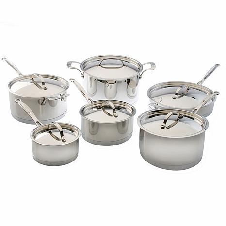 BergHOFF® 12-Piece Earthchef Acadian Cookware Set