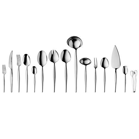 BergHOFF Ralph Kramer Finesse 72-piece Stainless Steel Flatware Set