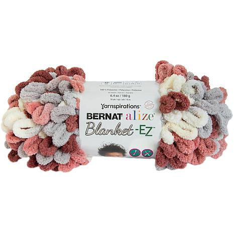 Bernat Alize Blanket-EZ Yarn - Clay