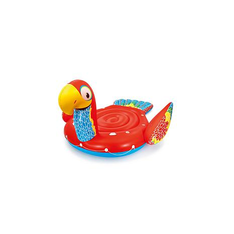 Bestway H2OGO! Giant Parrot Party Island Pool Float