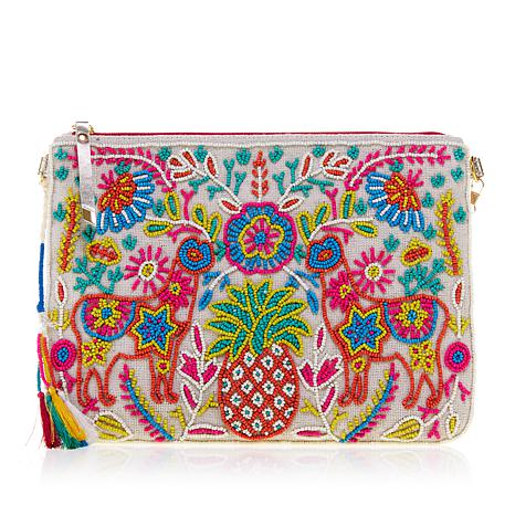 42de59763fa90 Betsey Johnson Poolside Pouch - 8588892