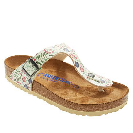 Birkenstock Gizeh Meadow Flowers Thong Sandal