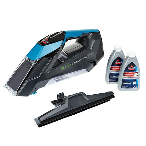Bissell Pet Stain Eraser Deluxe Cordless Carpet Cleaner With Professional Spot Stain Ready To Use Formula