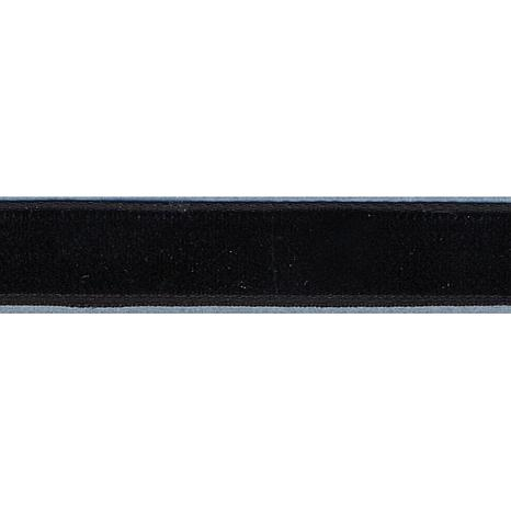 "Black Velvet Ribbon - 3/8""W x 10 Yards"
