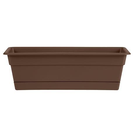"Bloem Dura Cotta 18"" Window Box Planter"